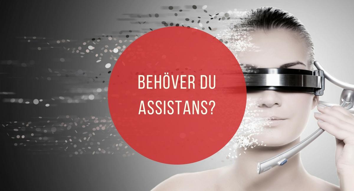 om att anlita en virtuell assistent
